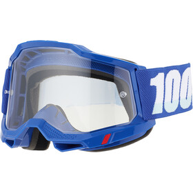 100% Accuri Occhiali antiappannamento Gen2, blu